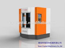 mini cnc milling economic machining center VMC420L with Fanuc controller