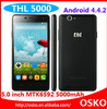 "Original Brand Cell Phones ThL 5000 MTK6592 Octa Core Android 5.0"" IPS 2GB RAM 16GB ROM 5000mAh 13.0MP NFC Smartphone"