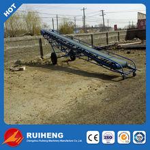 Professional manufacturer fanctory price Coal/ Cement/ Fertilizer/ Sand Portable Belt Conveyor Machine