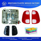 Taizhou high quality plastic injection automobile rear light cover mould factory price,vehicle tail lamp cover plastic molding