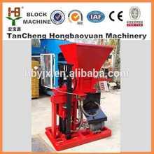 eco brava small indonesia press machines for clay brick and block