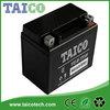 Maintenance Free Motorcycle Battery MF 12v 5ah Rechargeable Batteri