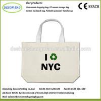 Customized recycle reusable non woven bags