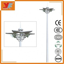 High qulaity with pole led basketball court light