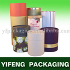 Fashion style round cup size paper packing box printing