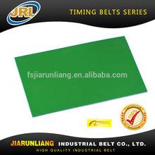 8.5mm high quality green PVC conveyor belt for ceramic polishing machine