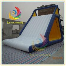 Heat Sealed fascinating water game best pvc Inflatable Water Slide
