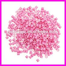 Mini Plastic Perler Bead Perler Hama Bead Board Perler Beads /Fashion 2014 children diy fun hama iron perler beads