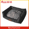 High quality Oxford grey dog bed
