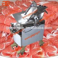 Small Frozen Meat Cutting Machine