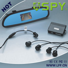 Car Parking Sensors System With 3.0 Inch TFT Display Rearview Mirror & 4 Sensors