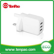 5V 3.4A, 3 Port mobile phone charger