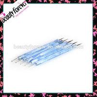 Nail art manicure dot paint dotting pen for nail design