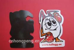 2015 hot sale sublimation fridge magnet