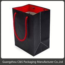 Promotional High Quality Packaging Paper Shopping Bag Changsha Jinding