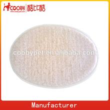 round plush pet product