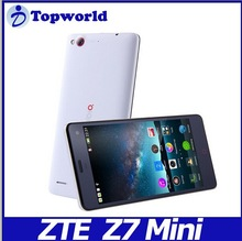 ZTE Z7 mini phone Android 4.4 5inch 4G LTE Quad Core mobile phone