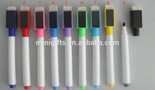 mini/big whiteboard marker pen dry erase marker with logo printing