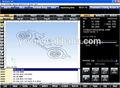 steel /glass/aluminium /stone waterjet cutting machine,high pressure waterjet CNC cutter