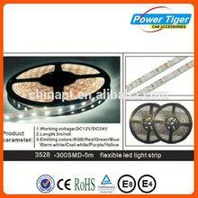 Waterproof LED Flexible Strip 3mm led strip