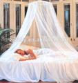 Tratadas com insecticida decorativo pendurado mosquiteiros de cama para meninas