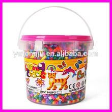 Creative educational toys ironing beads/Perler Bead hama bead DIY kit for kid