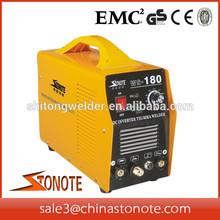 MMA/TIG single phase portable arc welding machine WS-180