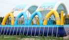 0.55PVC large inflatable pool / large inflatable water games /inflatable swimming pool
