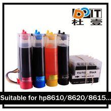 preço inferior sistema de recarga kit cis para hp officejet pro upgrade 8640 impressora