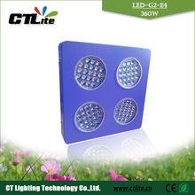 300w led panel led grow light with module design