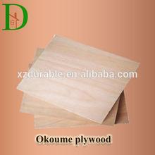 Plywood formica laminate /okoume plywood