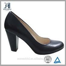 New arrvial office lady women shoe leather high heel