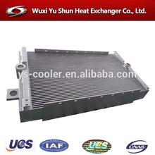 manufacturer of atlas copco compressors oil cooler parts