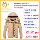 china wholesale supplier Mens winter jacket Korean version men's padded winter coat men casual hooded