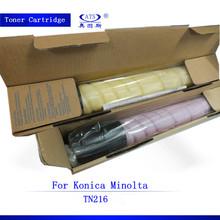 Compatible laser Toner Cartridge for Konica Minolta C360 TN319 216 CMYK copier spare parts
