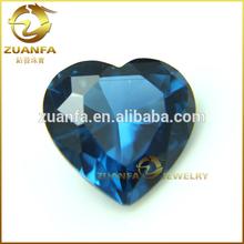 112# spinel heart shape sapphire gems