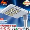 High Quality Mini Type energy saving led street light 100w