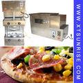 De altura funcionalidade massa de pizza pizza cone máquina pizza máquina de menor preço