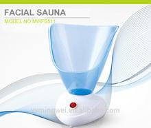 New Mini Facial Steamer Vaporizer Mist Sprayer ultrasonic sprayer with CE ROHS certified 2014 hot selling