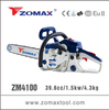 ZM4100 chainsaw advanced technology and innovation