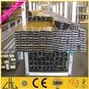 Wow!! aluminum gate profile/powder coated aluminium fence horizontal slat design supplier catalog/aluminium slat fence factory
