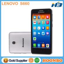 "Cheapest Phone Lenovo S660 Telefono Barato Para Latin Americano 4.7"" IPS QHD MTK6582 1.3Ghz 1GB RAM 8GB Android 4.2 8.0Mp Camera"