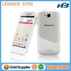 "3G Android Celular Lenovo A706 Mobile Phone Wholesale MSM8225Q Quad Core smart Phone 4.5"" QHD 1GB RAM 4GB ROM Android 4.1 GPS"