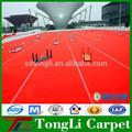 Exposition tapis tapis usine avec la certification CE