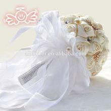 Creative handmade gifts iridescent garland diamond acrylic crystal beads strand