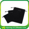 Customized velvet drawstring pouches wholesale