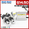 BAOBAO LIGHTING High quality xenon H4 35W/55W Xenon hid kits,HID KIT