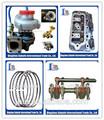 /turbo turbina/de piezas de repuesto/accesorios para yangdong ysd490zl( 75ps) diesel motor completo y todas las partes para camiones ligeros/carretilla elevadora