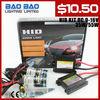 35w 55w 70w 12v 24v hid xenon slim kit,slim xenon kit,slim hid kit-baobao lighting
