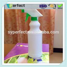Animal en plastique corps crème cosmétique alcools flacon ovale 150 ml